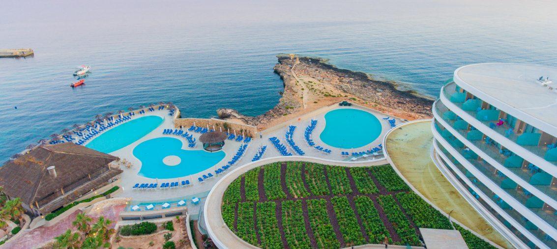 Aerial View - Pools (2)